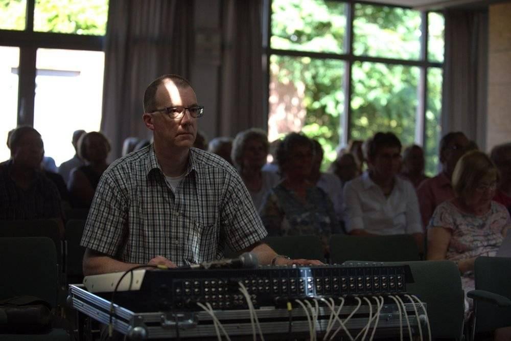 Bongos Bigband: Thomas Hippchen