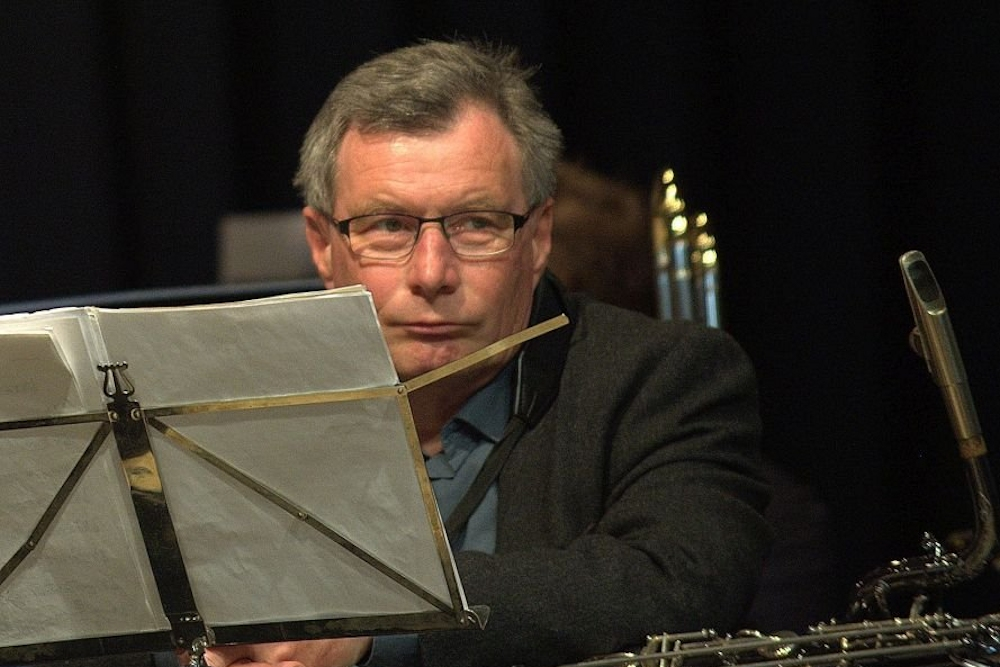 Bongos Bigband: Clemens Baltes