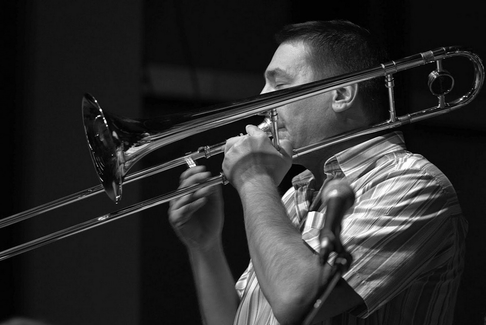 Bongos Bigband: Patrick Dauster
