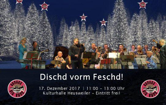 17. Dezember 2017 - Kulturhalle Heusweiler