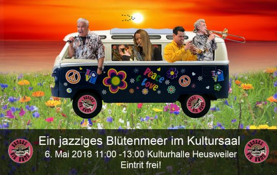 6. Mai 2018 - Kulturhalle Heusweiler