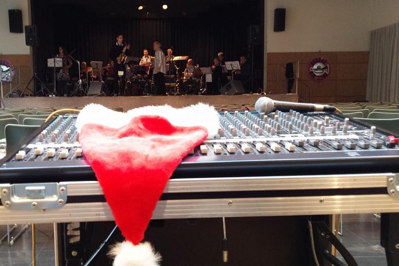 Bongos Bigband: Weihnachtskonzert