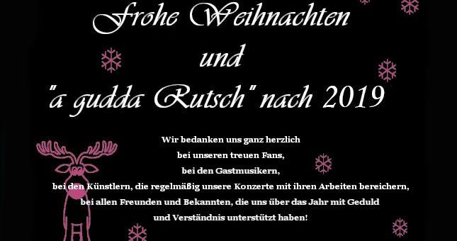 """16.12.2018 - BBB zeigte dem """"Wettergott"""" die Rote Karte."""