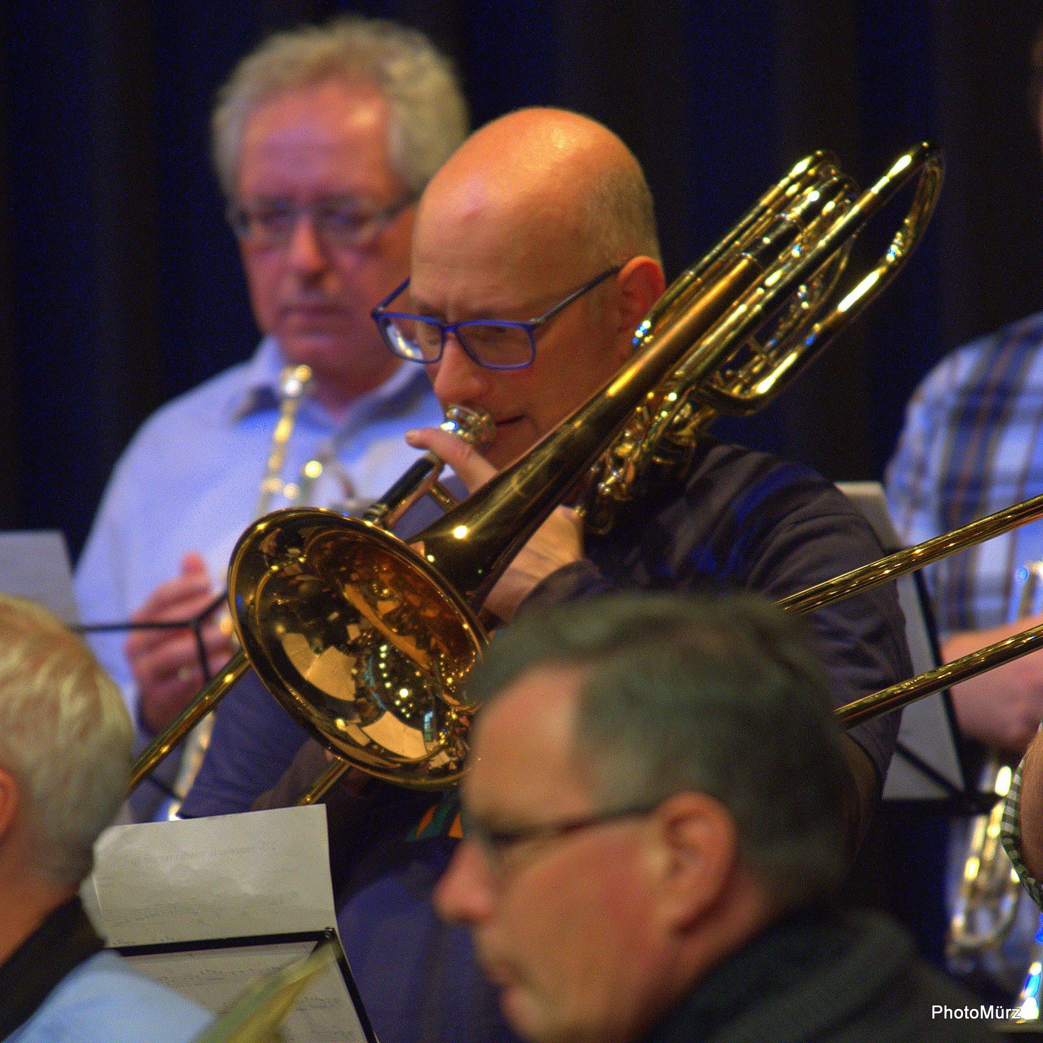 Bongos Bigband: 18. März 2018 Kulturhalle Heusweiler
